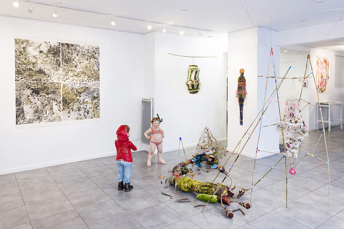 Collectif / Galerie AAB 75020 PARIS