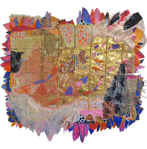 135 cm x 115 cm / carte dépliante